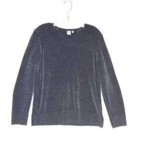 Anthropologie Shu Shu Multi Colored Sweater Size M